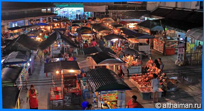thong sala market